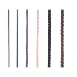Surtido cordones curo trenzados