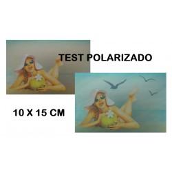 test polarizado