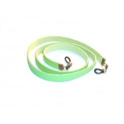 Cordon Cuero Verde ancho