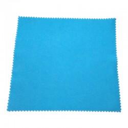 Gamuza microfibra azul