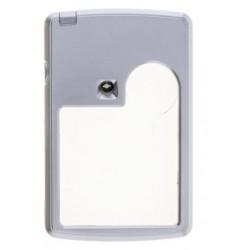 Lupa LED cuadrada
